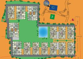 natural-city-shyamnagar-kolkata-residential-property-master-map